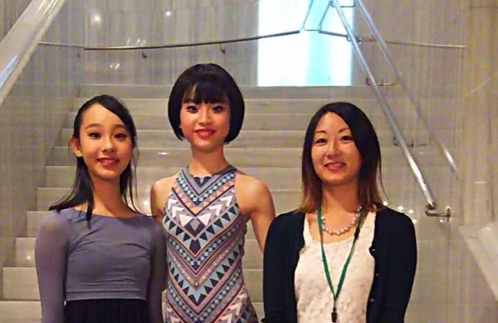 YAGP日本予選シニア女性部門第1位 山田れん